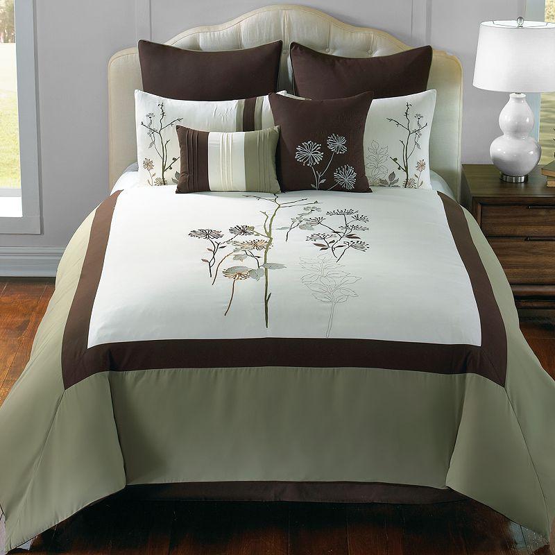 Jane 8-pc. Comforter Set