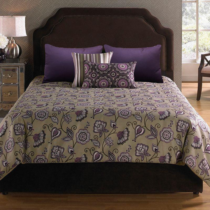 Blysa 6-pc. Comforter and Duvet Cover Set