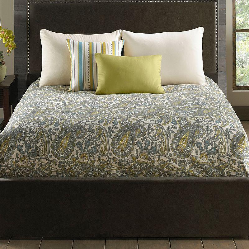 Prem 6-pc. Comforter and Duvet Cover Set
