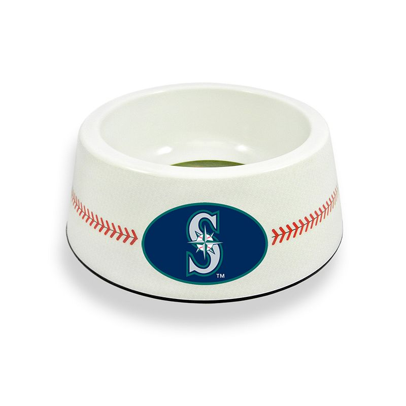 GameWear Seattle Mariners Classic Baseball Pet Bowl