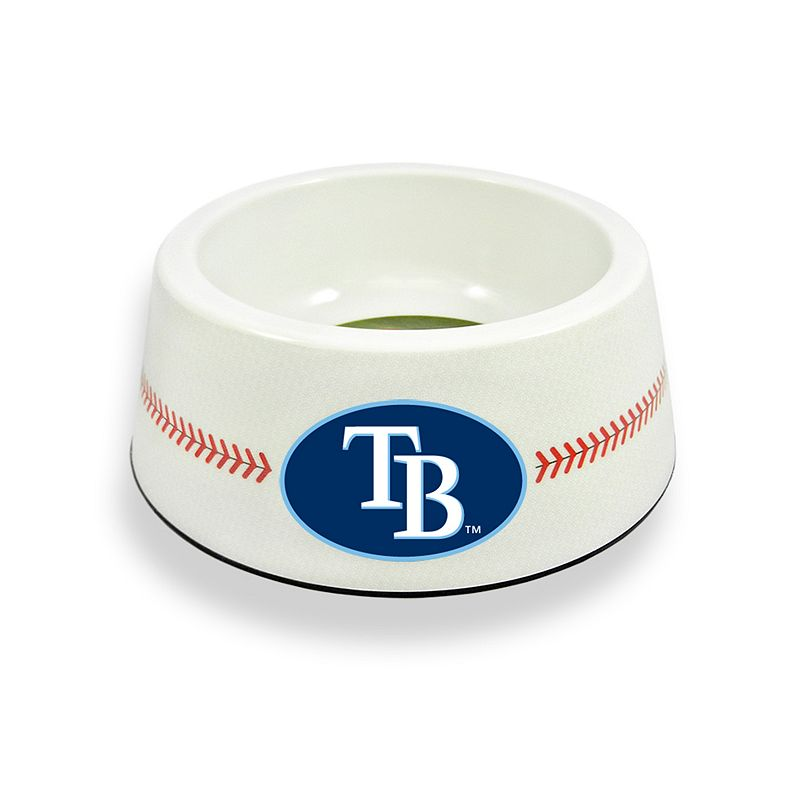GameWear Tampa Bay Rays Classic Baseball Pet Bowl