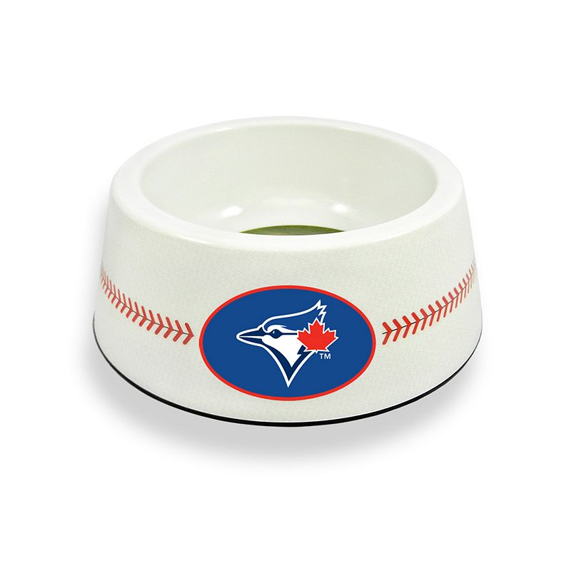 GameWear Toronto Blue Jays Classic Baseball Pet Bowl