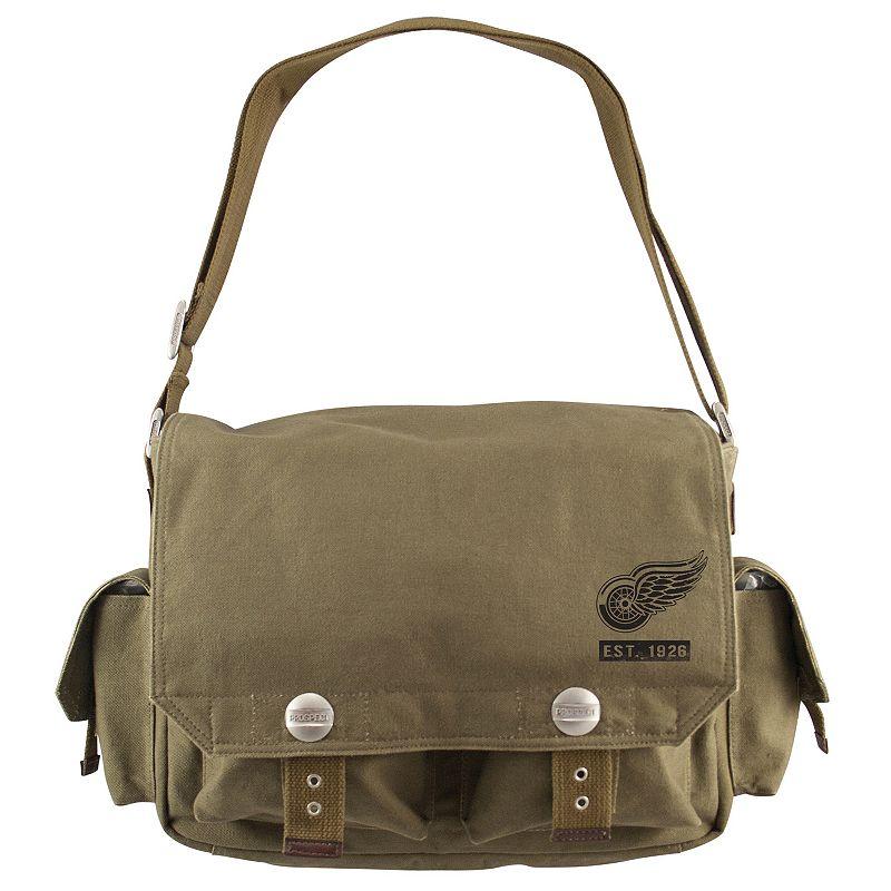 Detroit Red Wings Prospect Messenger Bag