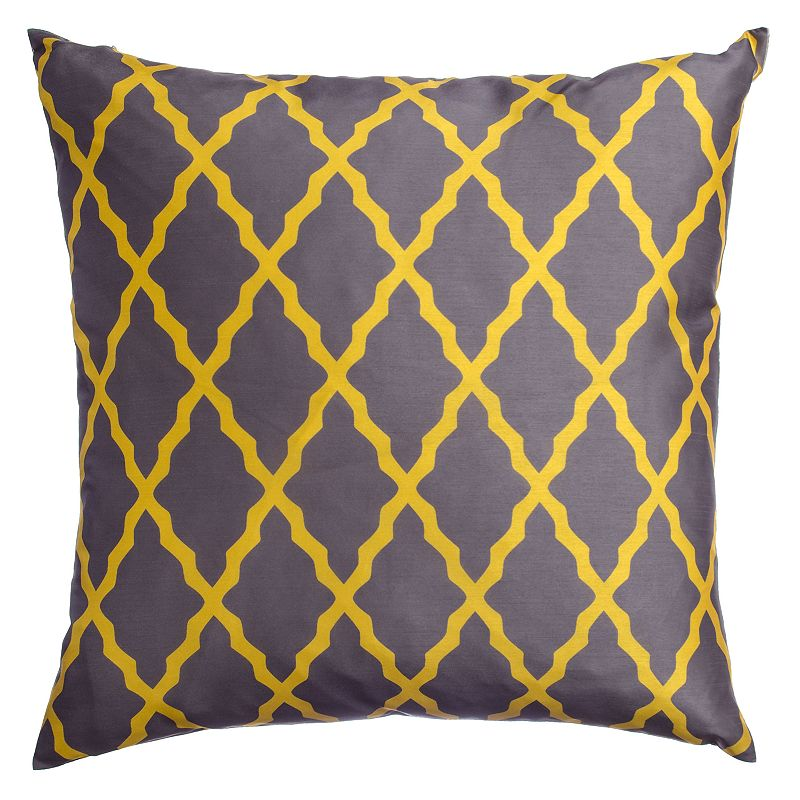 Feather Down Polyester Decorative Pillow Kohl s