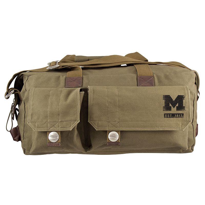 Michigan Wolverines Prospect Weekender Travel Bag