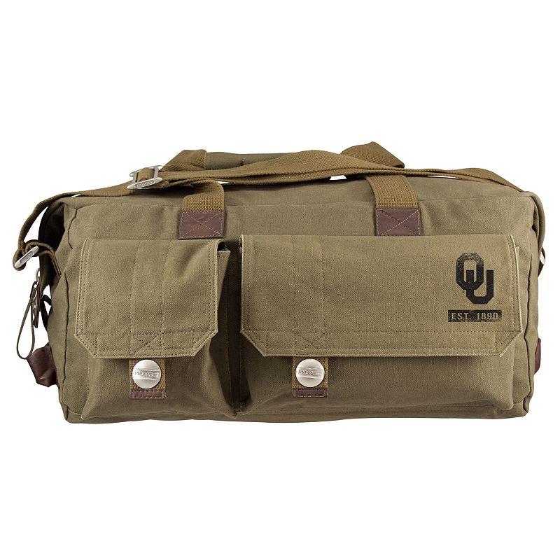 Oklahoma Sooners Prospect Weekender Travel Bag