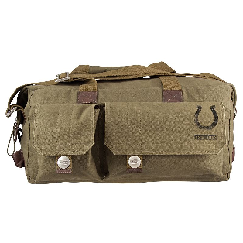 Indianapolis Colts Prospect Weekender Travel Bag