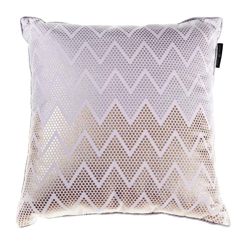 Kohls White Throw Pillows : JORDAN CARLYLE YIN YANG THROW PILLOW (WHITE)