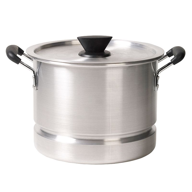 Casa Maria 12-qt. Covered Stockpot and Steamer
