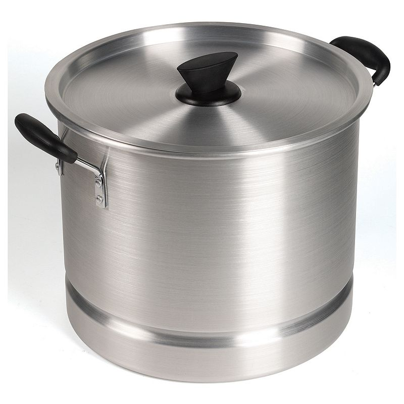 Casa Maria 24-qt. Covered Stockpot and Steamer