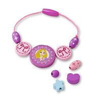 Disney Princess Deluxe Wooden Bead Set by Melissa & Doug