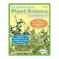 Plant Science Classroom Kit by Dunecraft