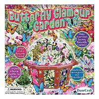 Butterfly Glamour Garden Dome Terrarium by Dunecraft