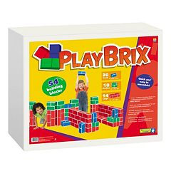 Educational Insights PlayBrix 54-pc. Building Blocks Set by