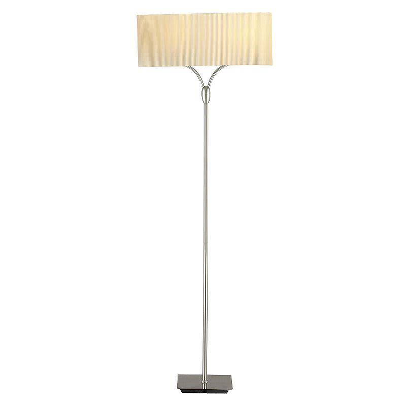 Adesso Wishbone Floor Lamp