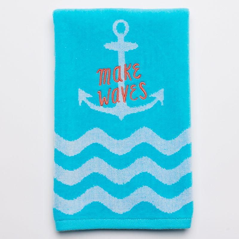 SONOMA Goods for Life™ ''Make Waves'' Hand Towel