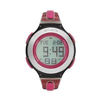 Soleus Women's Swift Digital Chronograph Bangle Watch