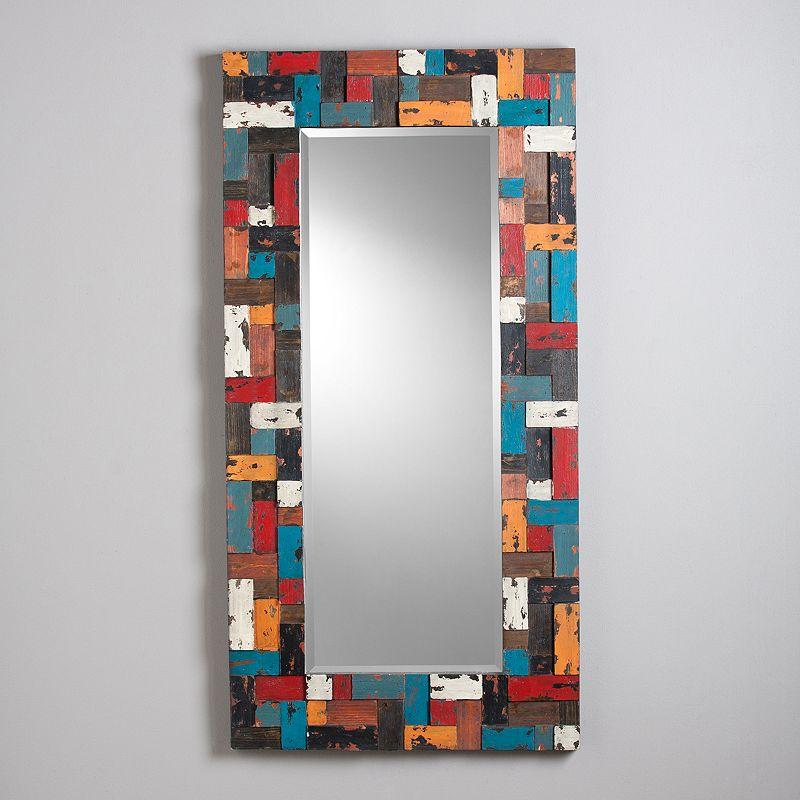 Southern Enterprises Durham Beveled Wall Mirror