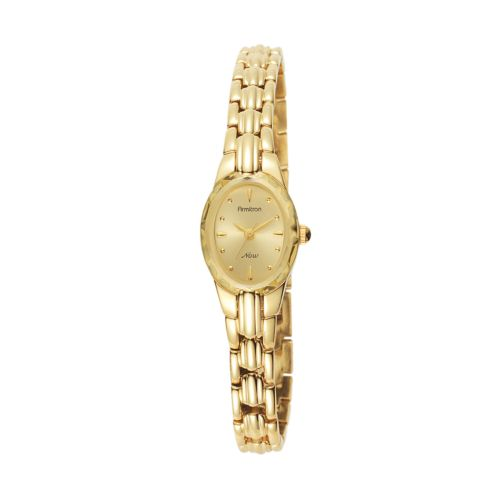 Armitron NOW Gold Tone Watch - 75/3313CHGP - Women