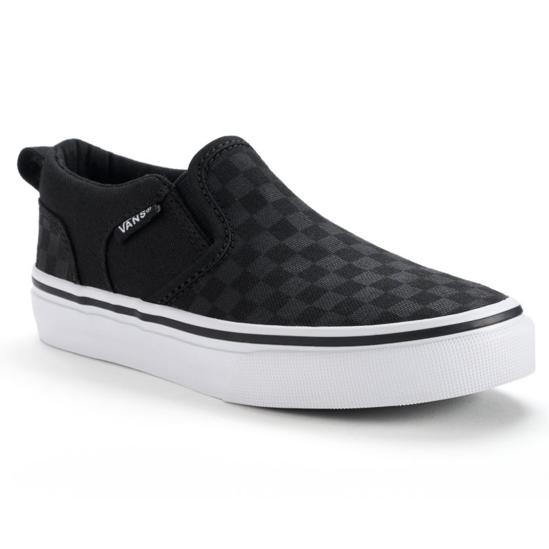 vans boys sneakers on sale