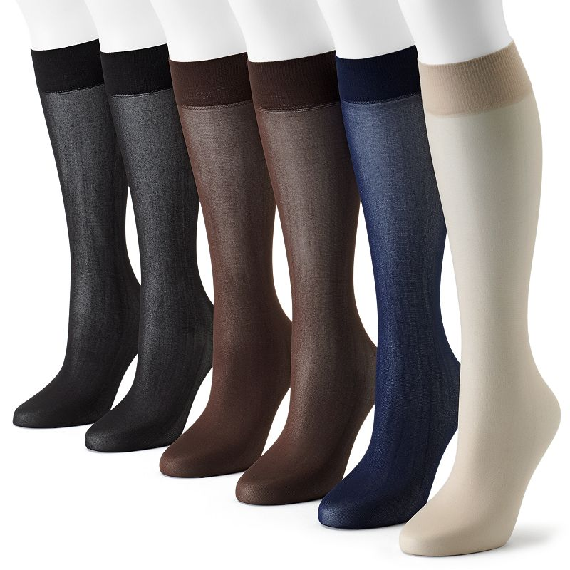 Nylon Spandex Socks 91