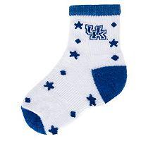 Baby Mojo Kentucky Wildcats ''I'm a Star'' Cushioned Crew Socks
