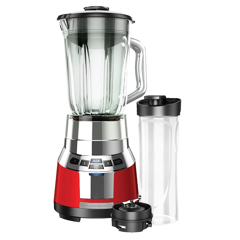 Black and Decker FusionBlade Digital Blender