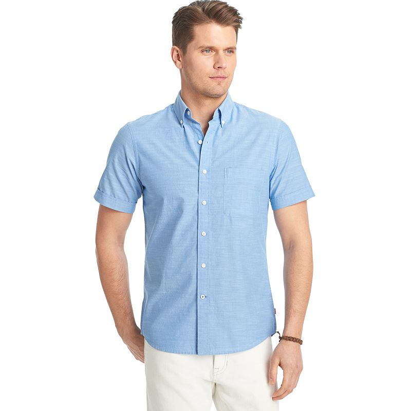 Izod button down classic fit shirt kohl 39 s for Izod button down shirts