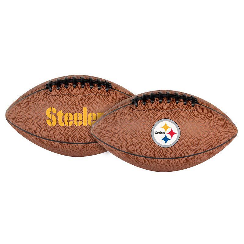 Rawlings Pittsburgh Steelers Pee Wee Size Football