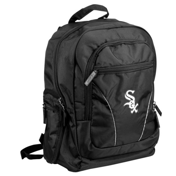 Logo Brand Chicago White Sox Stealth Backpack