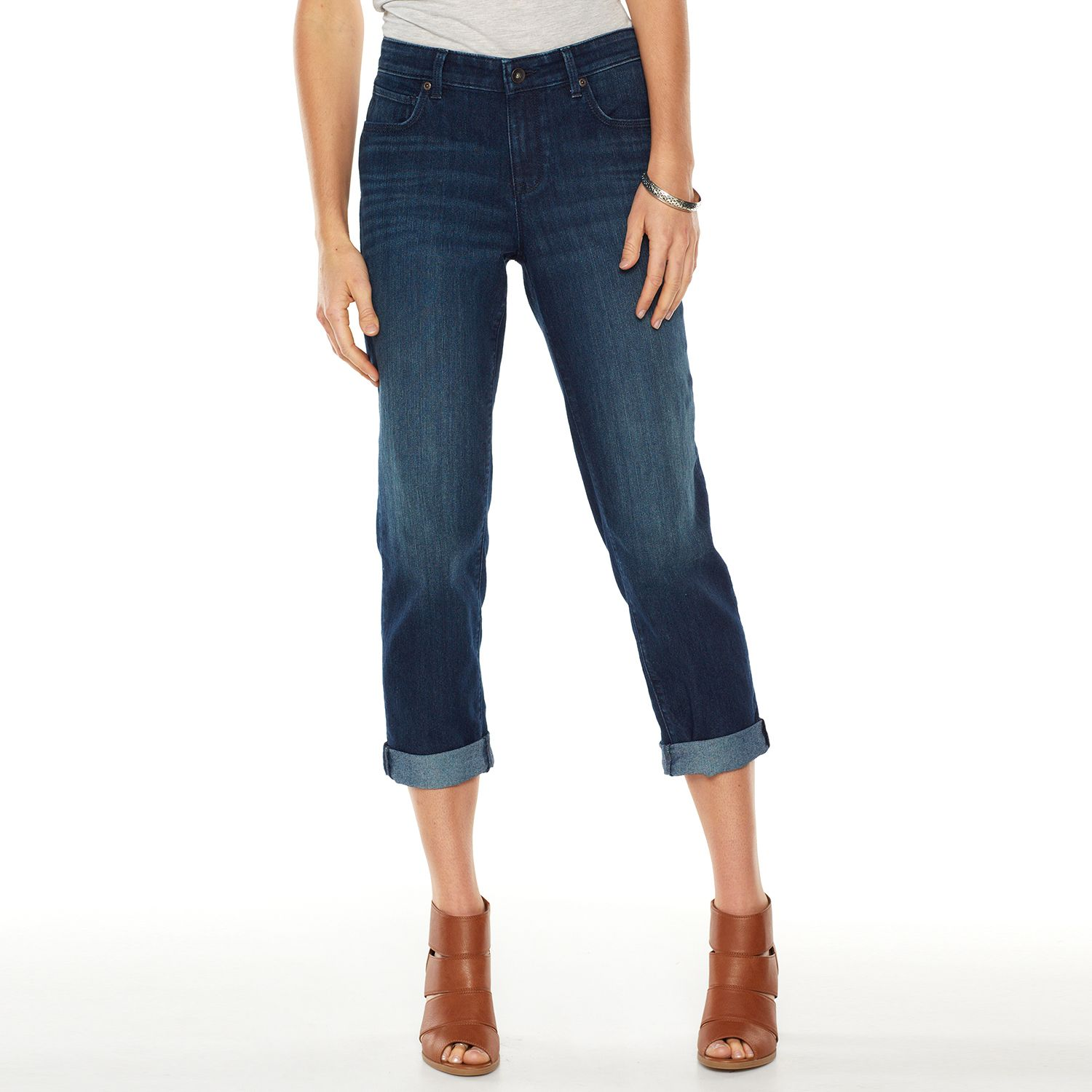 Womens SONOMA Goods for Life? Boyfriend Jeans
