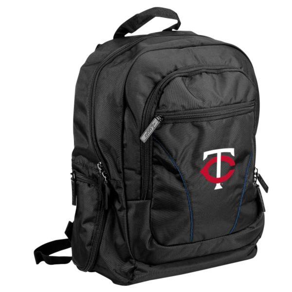 Logo Brand Minnesota Twins Stealth Backpack