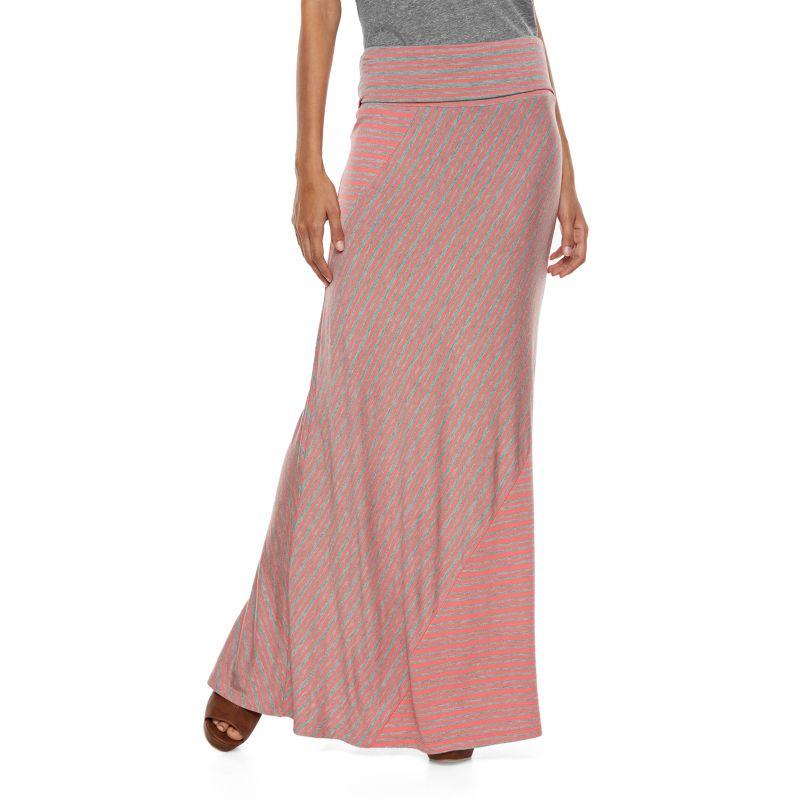 imported juniors maxi skirt kohl s