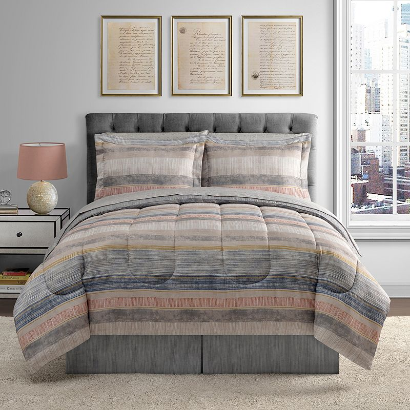 Aberdeen 8-pc. Bed Set