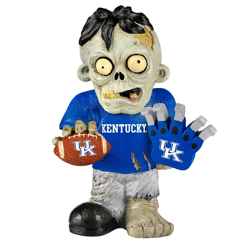 Kentucky Wildcats Thematic Zombie Figurine