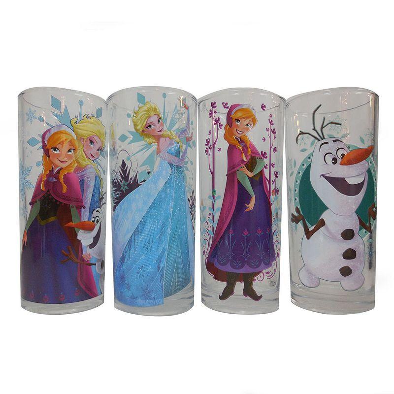 Disney's Frozen Characters 4-pc. Tumbler Set
