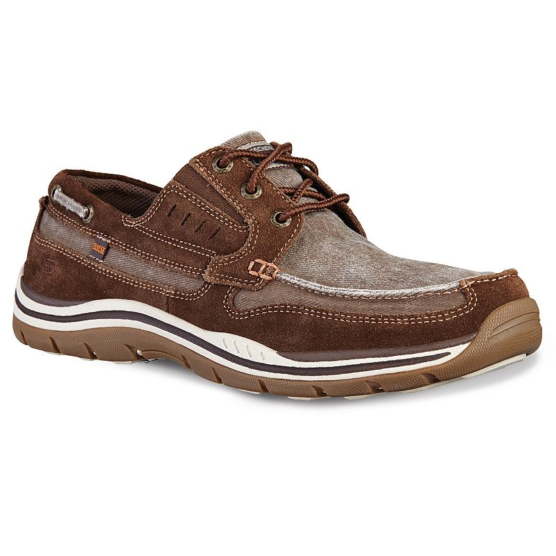 Skechers Relaxed Fit Pristine Men's Boat Shoes
