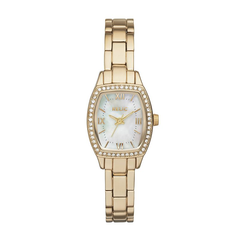 Relic Women's Lillian Crystal Watch