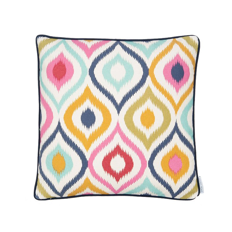 Swazi Ogee Throw Pillow