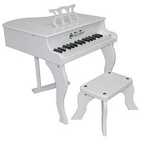 Schoenhut 30-Key Fancy Baby Grand Toy Piano
