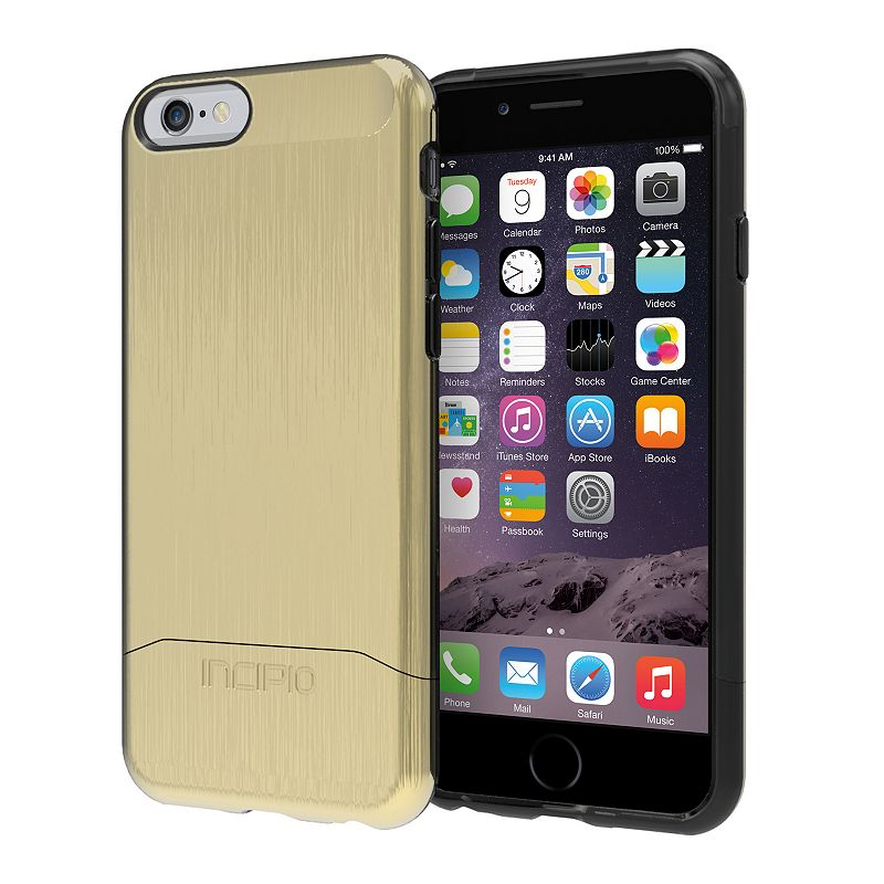 Incipio EDGE SHINE iPhone 6 Slider Cell Phone Case