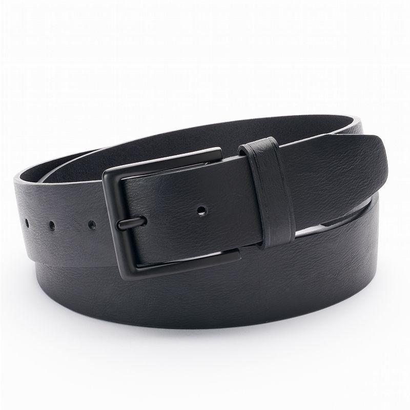 Apt. 9® Black Casual Belt - Men