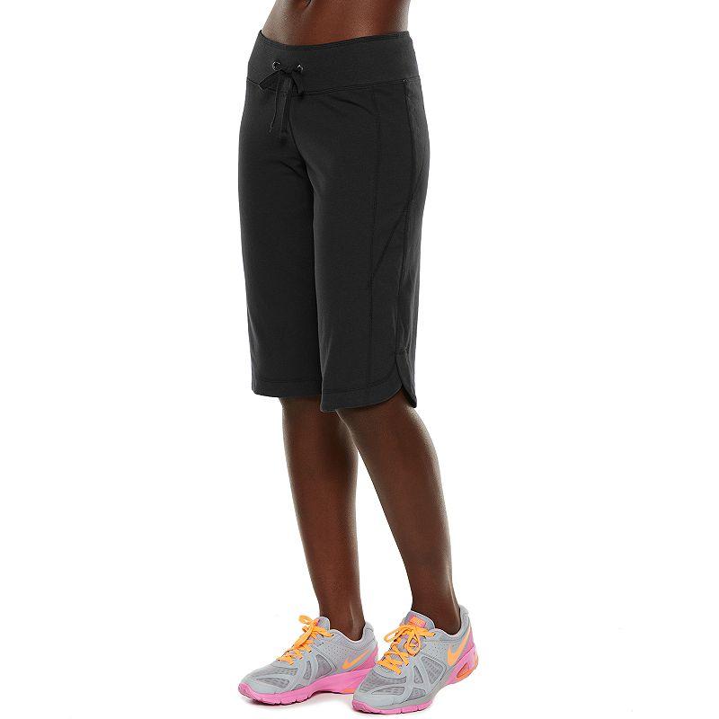 Women's Tek Gear® Core Lifestyle Skimmer Yoga Capri Leggings