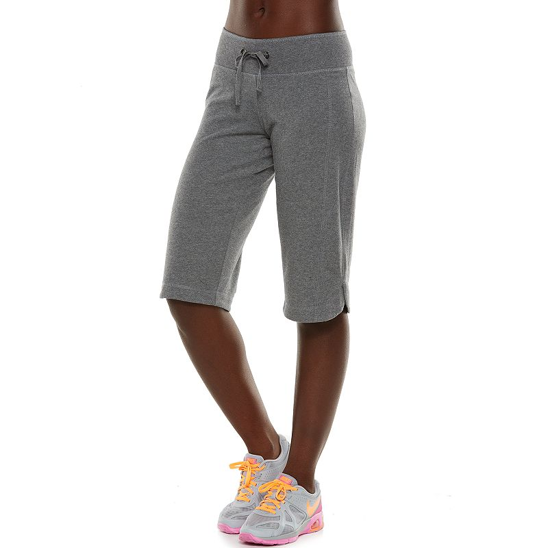 Women's Tek Gear® Core Lifestyle Skimmer Yoga Capri Leggings