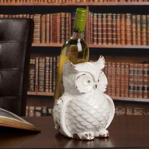 Bombay™ Owl Wine Holder