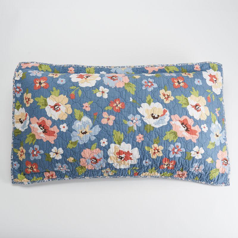 Home Classics® Sarah Floral Bouquet Sham - King