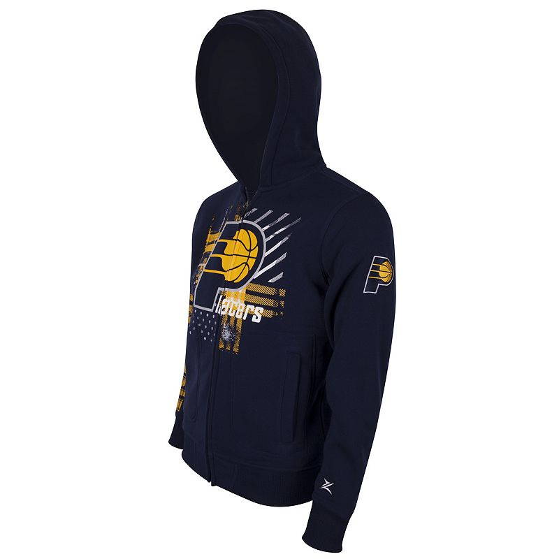 Boys 8-20 Zipway Indiana Pacers Chainsaw Hoodie