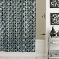Excell Kimodo PEVA Shower Curtain