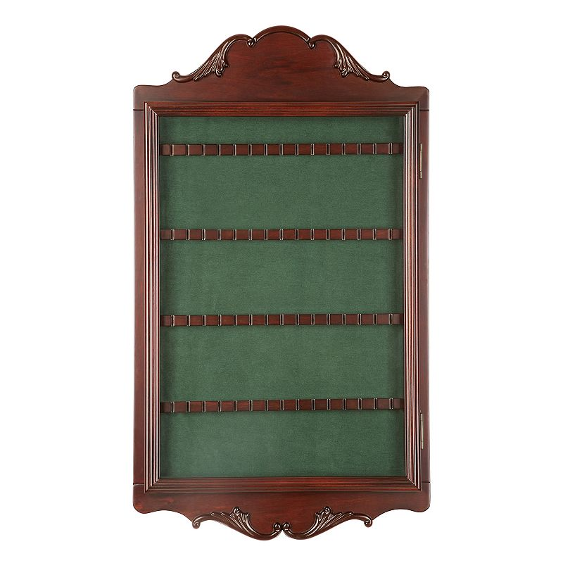 Bombay Spoon Collector's Cabinet