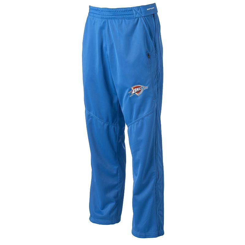 Men's Zipway Oklahoma City Thunder Ruler Tricot Pants